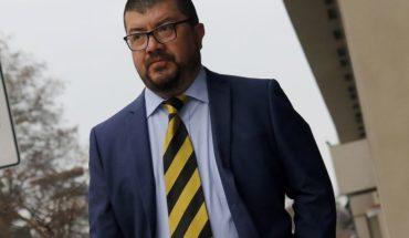 Fiscal Moya afirmó que antecedentes no permitirían sobreseer a Ezzati por encubrimiento