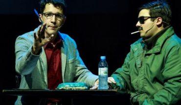 """Fran Gómez y Nachito Saralegui presentan """"Flashando Secuencia"""": """"Hacer teatro te moviliza"""""""