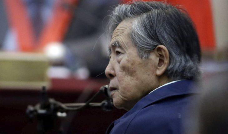 Fujimori fue trasladado a una clínica después de que revocaran su indulto