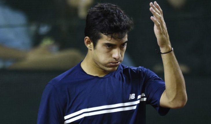 Garín se ubicó 89 en el ranking ATP tras vencer en Lima