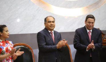 Gobernador de Guerrero, Héctor Astudillo rinde Tercer Informe