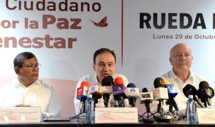 Gobierno de AMLO no negociará con el crimen organizado: Durazo | EL DEBATE