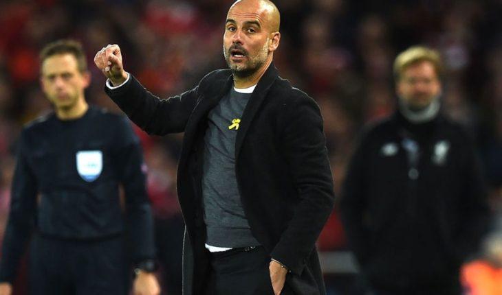 """Guardiola dice que la química de su Barcelona se da """"una vez en la vida"""""""