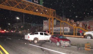 Identifican a automovilista que falleció tras choque contra vehículo de la PGJ en Morelia, Michoacán
