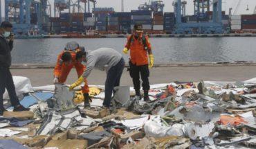 Indonesia halla posible ubicación del vuelo 610 siniestrado