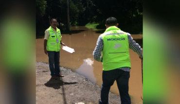 Inicia Secretaría de Salud atención sanitaria en zonas inundadas de Morelia, Michoacán