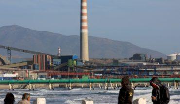 Intendencia de Valparaíso decreta alerta preventiva en Quintero y Puchuncaví