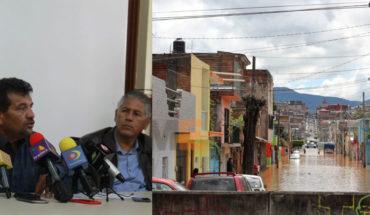 Inundaciones en Morelia, Michoacán, dejaron pérdidas por 26 mdp