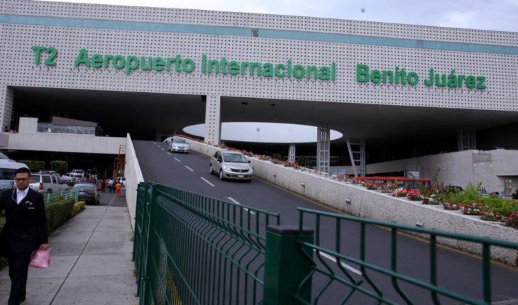 Invertirá AMLO 5 mil millones de pesos en mejorar AICM y AIT