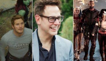 """James Gunn, entre Marvel y DC: ¿De """"Guardianes de la Galaxia"""" a dirigir """"Escuadrón Suicida 2""""?"""