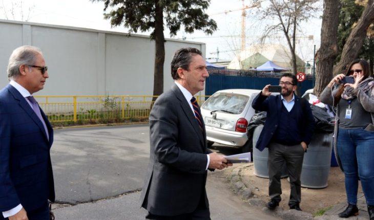 José Antonio Gómez declarará este lunes como imputado por caso Ascar