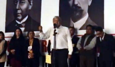 López Obrador: Fuimos importantes para acuerdo
