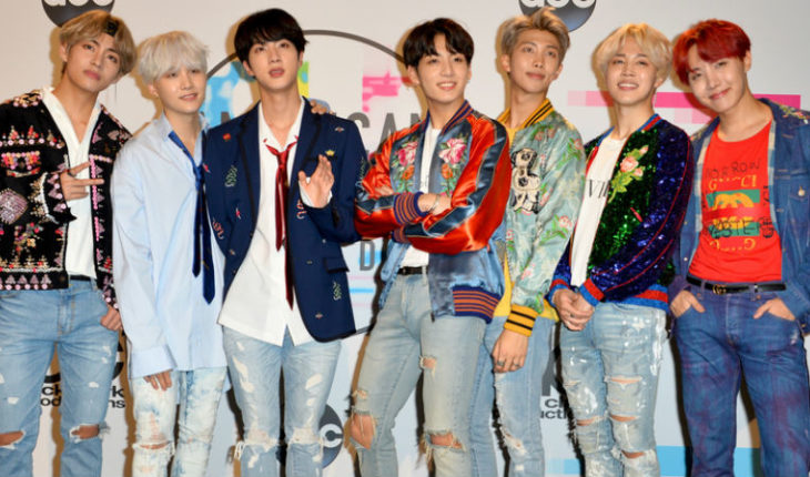 La banda de k-pop BTS llega a la portada de la revista Time y la comparan con The Beatles