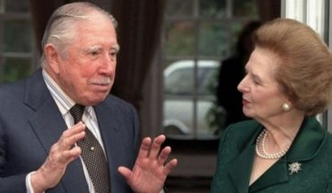 La carta de Fernando Barros a propósito de la detención de Pinochet en Londres