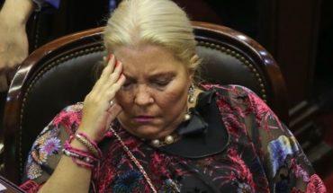 La furia de Carrió tras conocerse la absolución a Carlos Menem