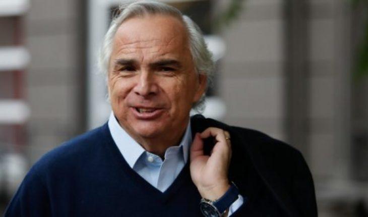 La guerra fría por la presidencia de la UDI y el rol clave de Andrés Chadwick