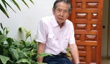 La justicia peruana ordenó que el dictador peruano, Alberto Fujimori, vuelva a la cárcel