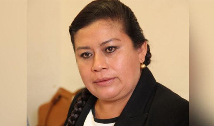 La situación financiera que dejó la pasada administración de Puruándiro es crítica, señala Belinda Iturbide