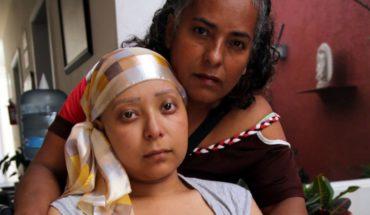 La triste mirada de Zulema que pide ayuda y mantiene una esperanza