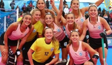 Las Leoncitas son campeonas olímpicas en Buenos Aires 2018