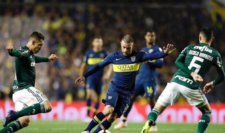 Las alineaciones de Palmeiras vs Boca Juniors en semifinales de Libertadores