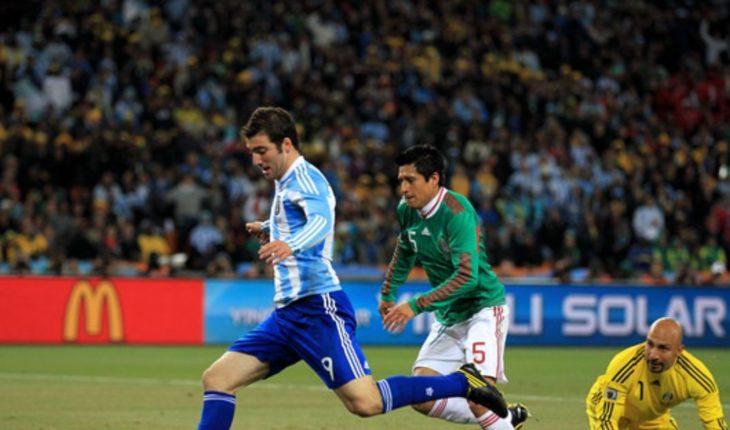 Las tres peores derrotas de México ante Argentina