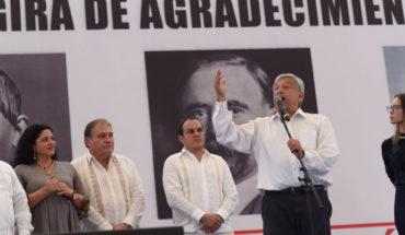 Libertad a presos políticos a partir de diciembre, promete AMLO