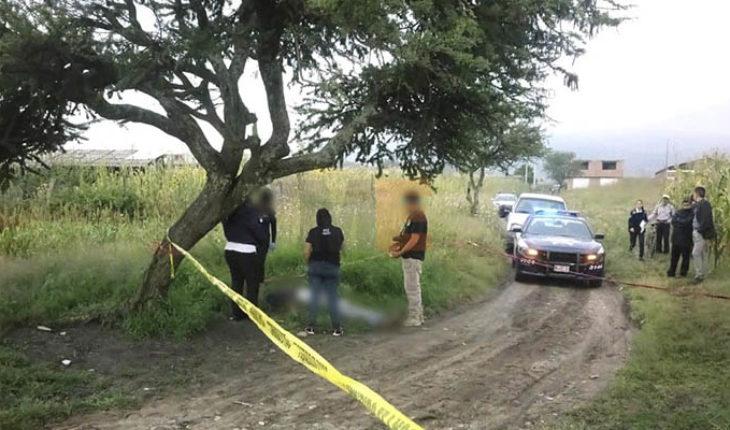 Localizan cadáver de un hombre en Ampliación Gertrudis Sánchez, en Morelia, Michoacán
