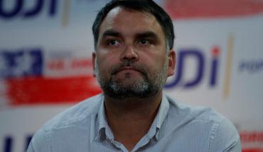 """Macaya: """"No creo que la UDI tenga que buscar en Bolsonaro la ética para seguir adelante y renovarse"""""""