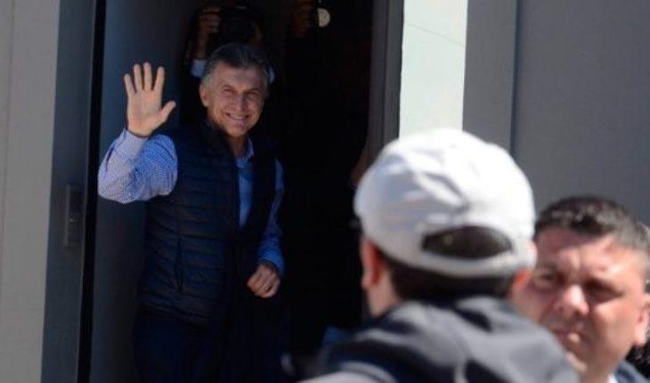 """Macri defendió el aumento de las tarifas: """"a la energía hay que pagarla"""""""