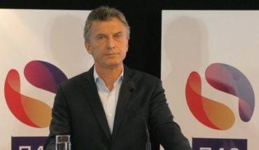 "Macri desde Salta: ""Nunca antes hubo tanta libertad de prensa como ahora"""