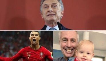 Macri se excusa en la causa del Correo, dura acusación contra Cristiano Ronaldo, los 11 de Boca, Mirko puede ir al Guinness y mucho más...