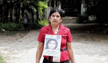 Madres migrantes dejan familia y trabajo por sus desaparecidos