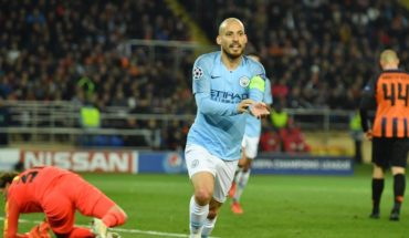 Manchester City da un golpe de autoridad y vence al Shakhtar Donetsk