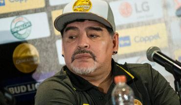 """Maradona: """"A Messi le diría que no venga más a la selección"""""""