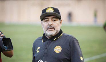 Maradona habló sobre su adicción a las drogas