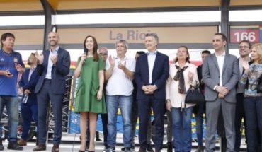 """Mauricio Macri: """"Se que cuesta, que hay que ajustarse para llegar a fin de mes"""""""