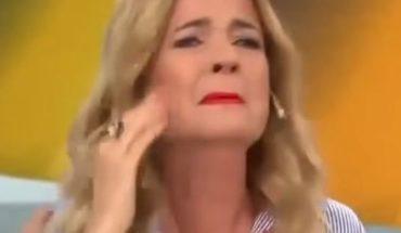 """Mercedes Ninci quebró en llanto por la situación del país: """"Le pido a Macri que se dé cuenta de que no podemos más"""""""