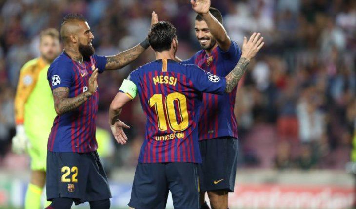 """Messi: """"Si queremos ganar la Champions tenemos que estar bien en Liga"""""""