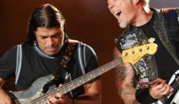 Metallica hace agitar miles de cabezas en Texas