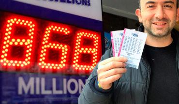 Miles de chilenos buscan ganar US$900 millones en la mayor lotería del mundo