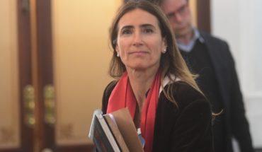 """Ministra Schmidt explica porqué no se firmó el Acuerdo de Escazú: """"No queremos que se ponga en peligro la soberanía de nuestro país"""""""