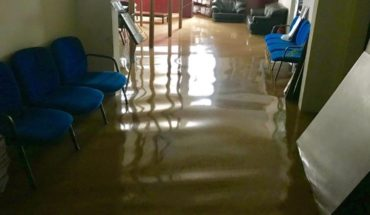 Morelia bajo el agua y en emergencia por inundaciones