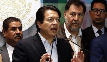 Morena propondrá crear secretarías de Seguridad Pública y Bienestar