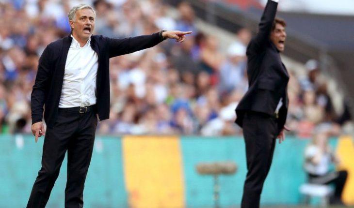 """Mourinho y mal momento del United: """"Cuando ganamos lo hacemos todos, cuando perdemos, también. La responsabilidad es de todos"""""""