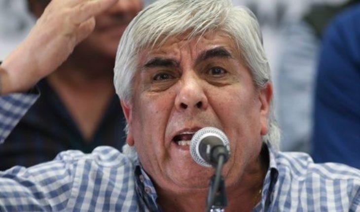 """Moyano apuntó contra Urtubey: """"Él es de Cambiemos"""""""
