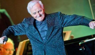 """Murió Charles Aznavour, el """"Sinatra"""" francés"""