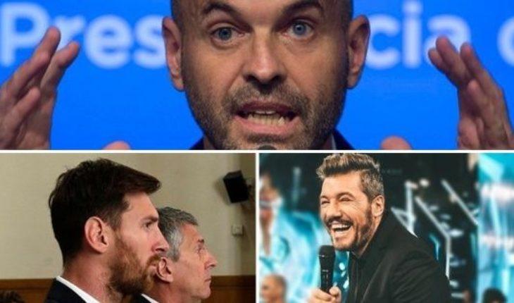 Murió Sábat, Dietrich acusó a Cristina, el pícaro comentario de Tinelli, Messi perdió el juicio y mucho más...