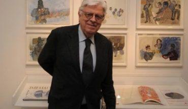 Murió Sábat, el hombre que caricaturizó la política