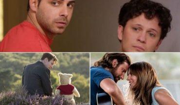 """""""Nace una estrella"""", """"¿Qué puede pasar?"""", """"Christopher Robin"""" y más: Imperdibles estrenos de la semana"""